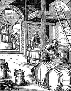 16th Century Brewing